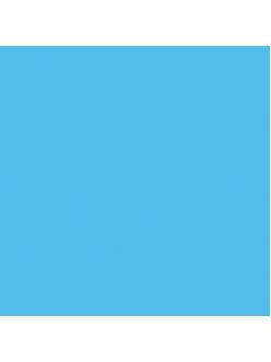 Плитка Калейдоскоп голубой