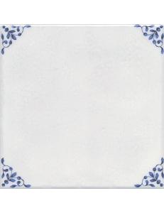 Керамическая плитка 20х20 Английский Делфт