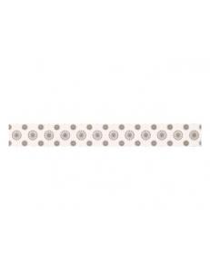 Piumetta Bianco LISTWA DRUKOWANA B 7 x 59,5