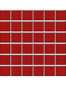 Altea Rosa (błyszcząca) MOZAIKA 30 x 30 - płytki uniwersalne (kostka 4,8 x 4,8)