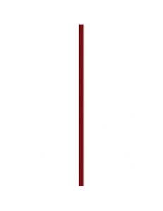 Uniwersalna Listwa Szklana Karmazyn 2,3 x 75