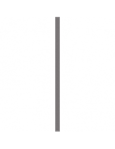 Uniwersalna Listwa Szklana Wrzos 2,3 x 75