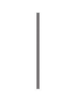Плитка Uniwersalna Listwa Szklana Wrzos 2,3 x 75