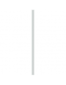 Uniwersalna Listwa Szklana Ivory Fazowana 3 x 75