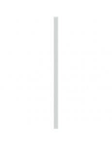 Uniwersalna Listwa Szklana Silver Fazowana 3 x 75