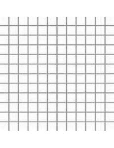 Albir Bianco (matowa) MOZAIKA 30 x 30 - płytki uniwersalne (kostka 2,3 x 2,3)