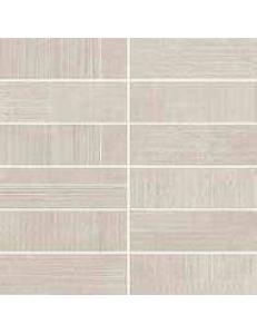 Aloke Bianco MOZAIKA B (kostka 4,8 x 14,8) 29,8 x 29,8