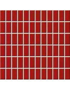 Altea Rosa (błyszcząca) MOZAIKA 30 x 30 - płytki uniwersalne (kostka 2,3 x 4,8)