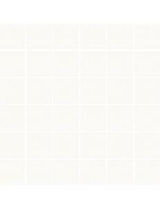 Bellicita Bianco MOZAIKA CIĘTA 29,8 x 29,8 (kostka 4,8 x 4,8)