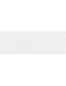 Almera Ceramica Relieve Unique White 30x90