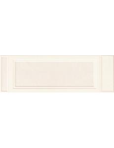 Almera Ceramica Boaserie White 33x100