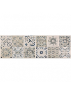Плитка Baldocer Ozone Mosaico Antique Grey Rec 30х90