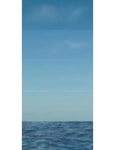 Декор (25х60) OCEAN KOMPLET 5 CENTRO (набор из 5 шт)
