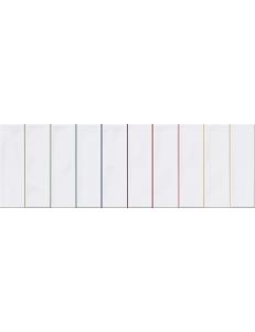 Cersanit Alisha White Color Structure  20х60