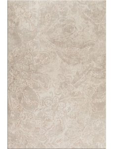 Cersanit Bino Cream Big Flower 25x40