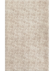 Cersanit Bino Cream Small Flower 25x40