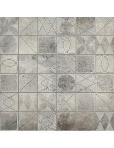 Cersanit Bristol Grey mosaic 42x42