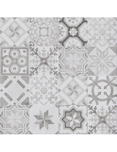 Cersanit Concrete Style Inserto Patchwork 42 x 42