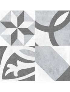 Cersanit Henley Grey Pattern 29,8x29,8