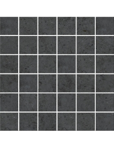 Cersanit Highbrook Anthracite Mosaic 29,8x29,8