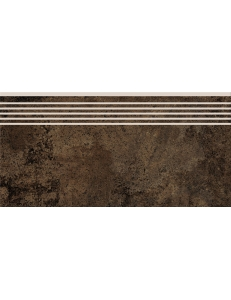 Cersanit Lukas  Brown Steptread 29,8x59,8