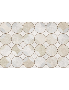 Cersanit Lusy Inserto Circles 30х45