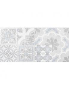 Golden Tile Doha серый пэчворк 30x60