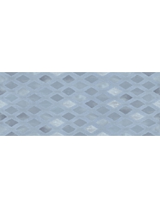 Golden Tile La Manche декор голубой 20x50