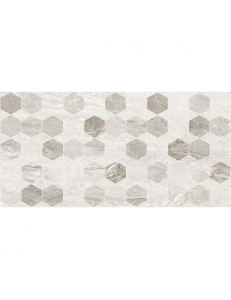 Golden Tile Marmo Milano hexagon 30x60
