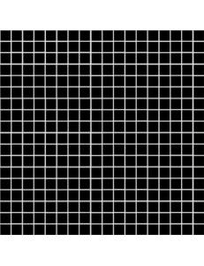 Grand Kerama Мозаика 438 моно черная 30х30