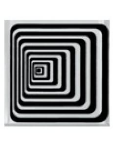 Тако напольная вставка Илюзия., 8х8