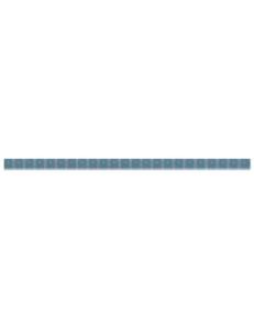 Стик капсула люстрированный синий, 0,7*25