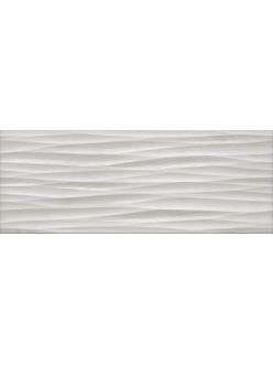 Плитка ALBA стена серая светлая рельеф