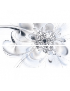 Black&White Панно белый/ П 201 061