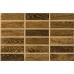 MADERA стена коричневая тёмная / 23x35 51 032