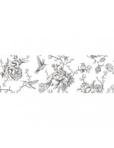 Oris декор белый Д 215 061