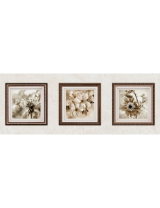 CENTURIAL декор коричневый светлый / Д 97031