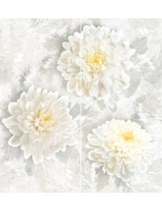 ELEGANCE декор-панно серый / П 81071