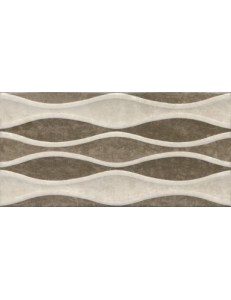 Kale Verona Wave décor beige-brown