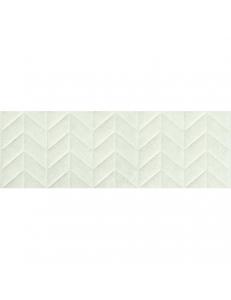 Marazzi Dover White  Spike 3D RT 30x90
