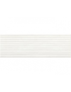 Stripes white structure 25X75