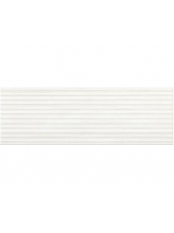 Плитка Stripes white structure 25X75