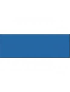 Blue glossy 25X75