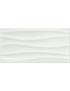 White glossy st 29,7X60