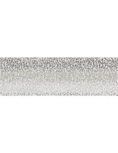 Mirror Grey Inserto Geo 25X75