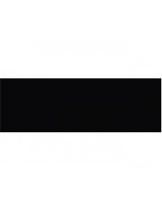 Black Glossy 25X75