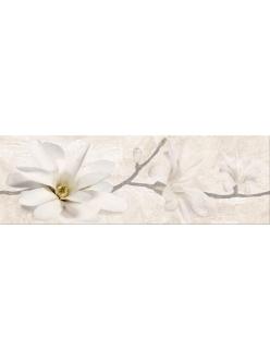 Плитка Stone Flowers Beige Inserto 25X75