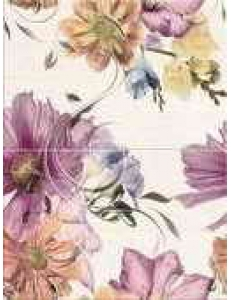 SUMMER TIME б'янко декор квіти 45X60