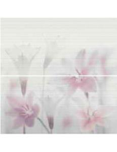 TENSA WHITE INSERTO FLOWER 59,4X60