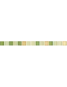 Каліпсо зелена мозаїка фриз 45х2,8